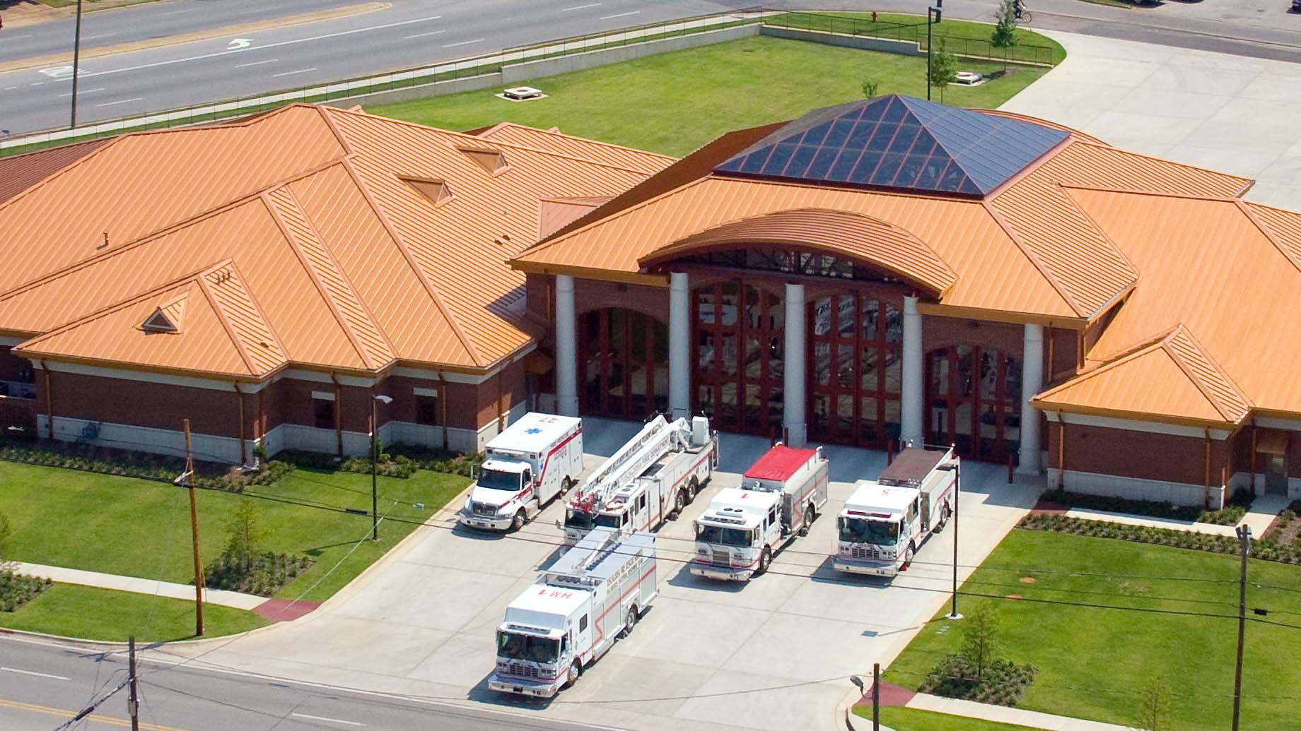 Tuscaloosa Fire Station