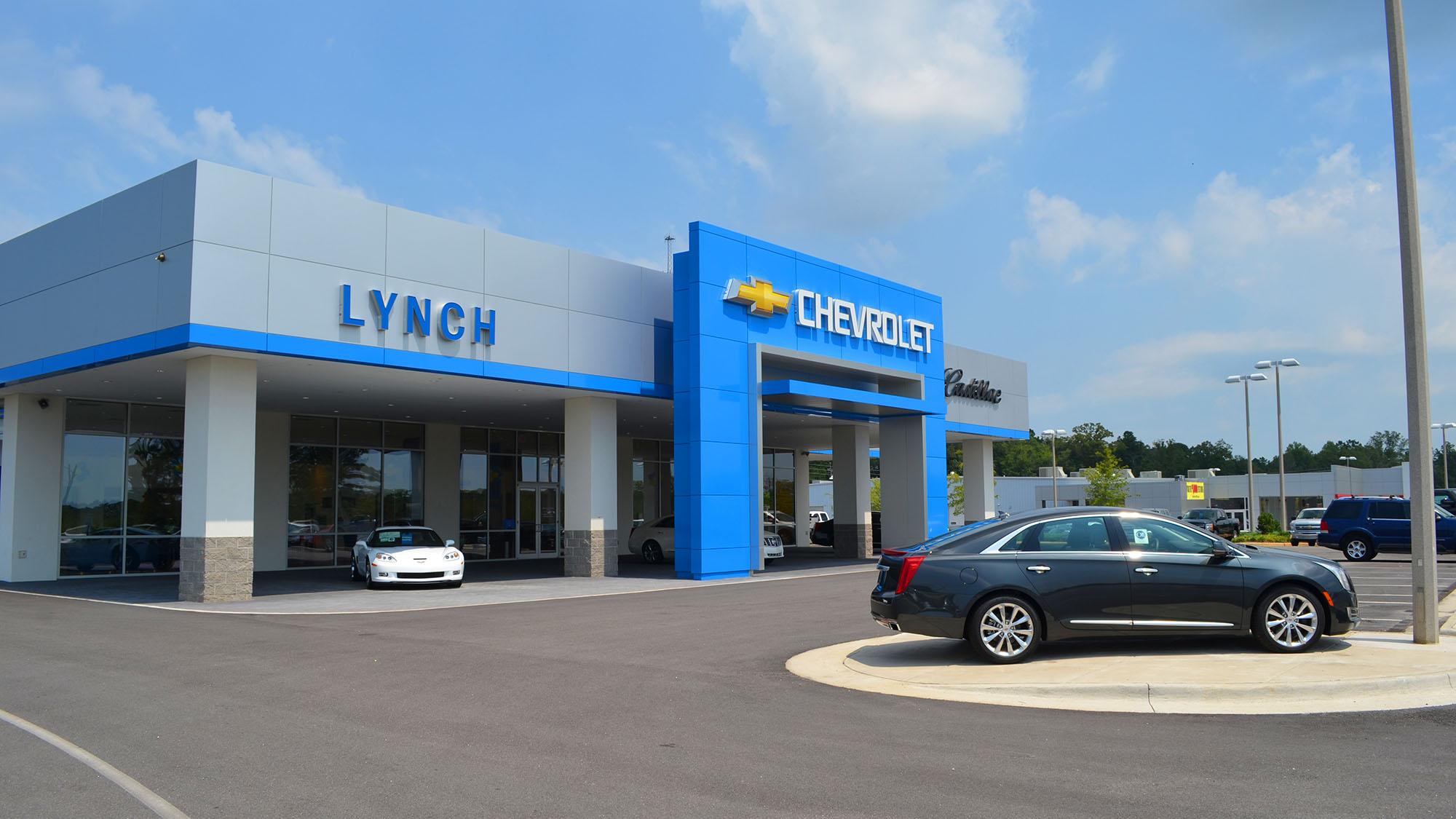 Lynch Chevrolet in Auburn Alabama
